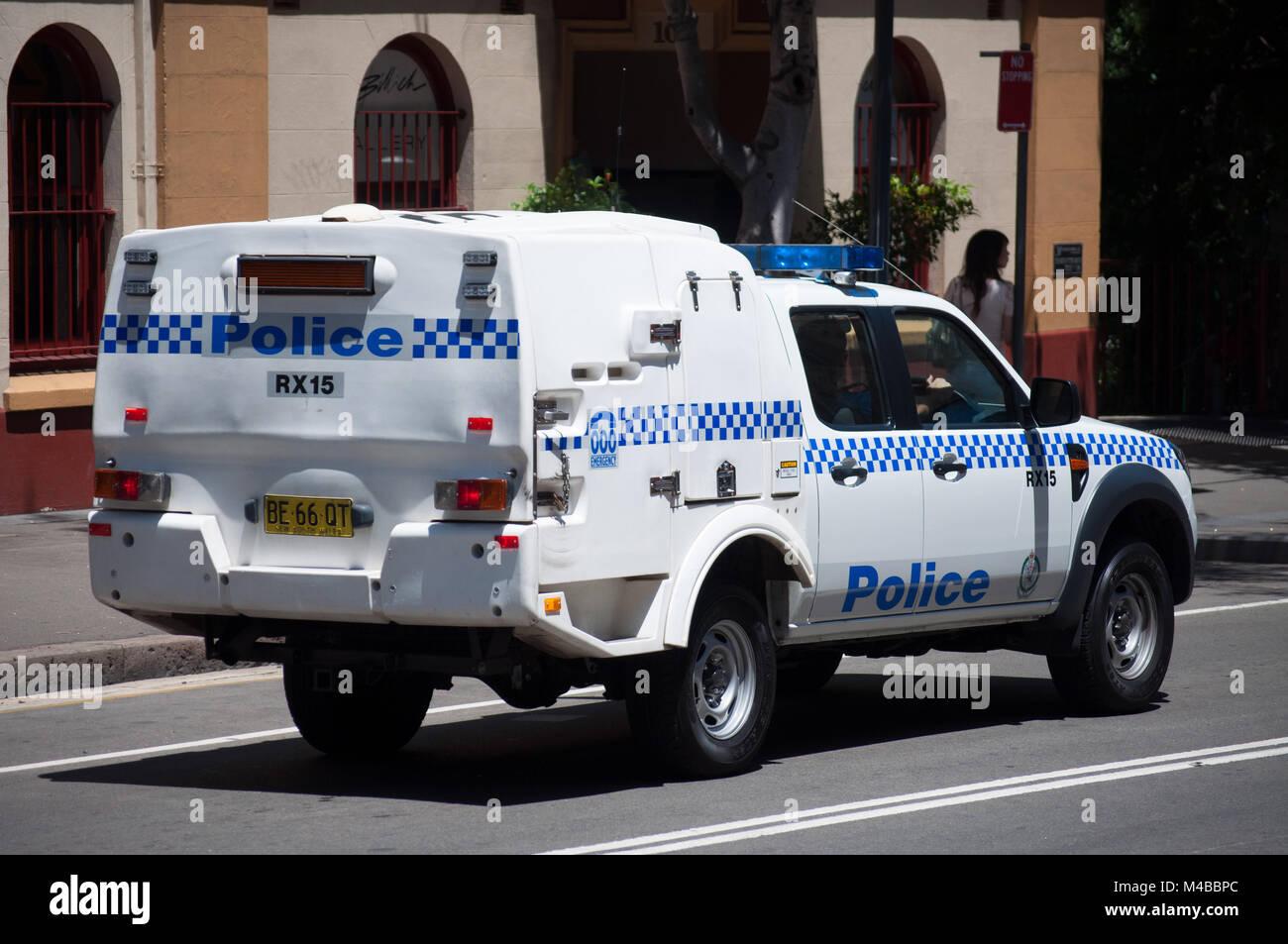 Sydney Police Stock Photos & Sydney Police Stock Images - Alamy