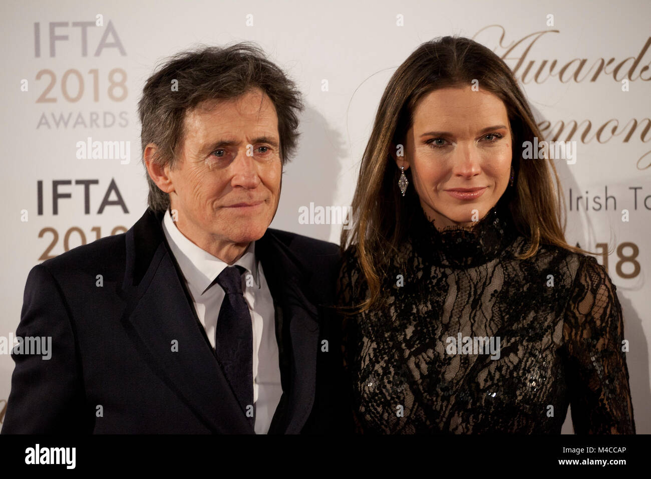 Hannah beth king and gabriel byrne are dating