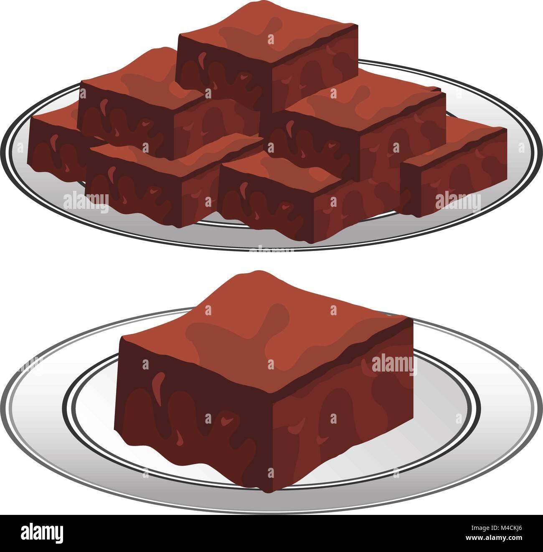 Brownies Cartoon Stock Photos & Brownies Cartoon Stock Images - Alamy