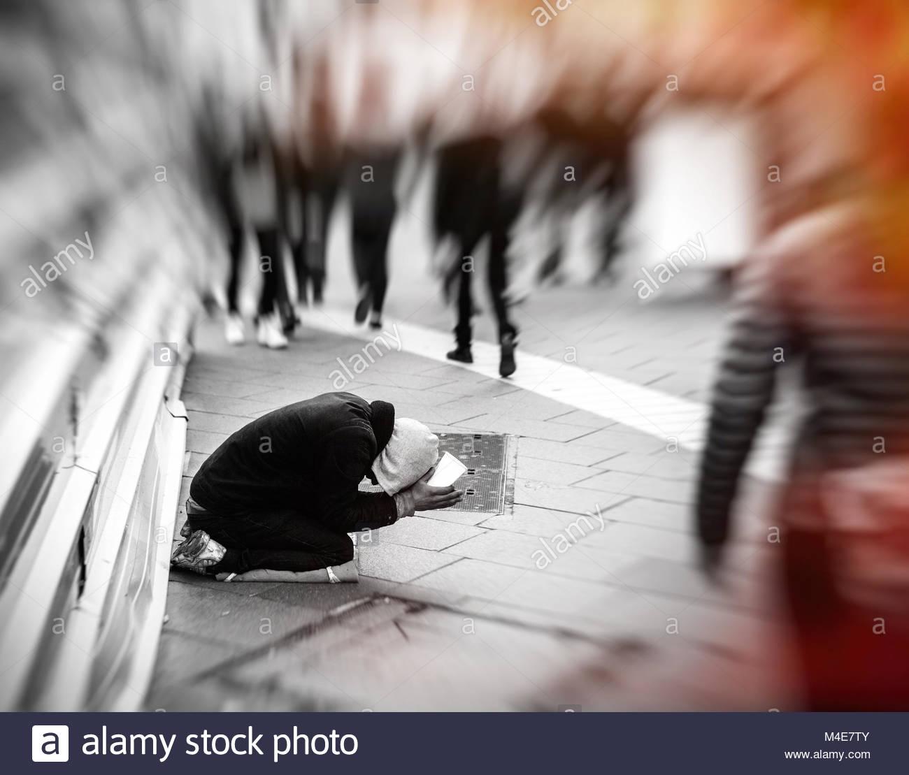 Beggar Life Stock Photos Amp Beggar Life Stock Images Alamy