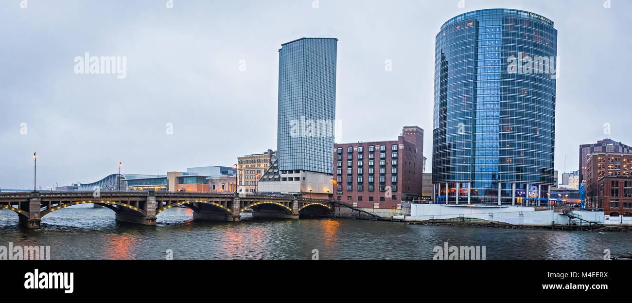 City Of Grand Rapids >> City Of Grand Rapids Stock Photos City Of Grand Rapids Stock