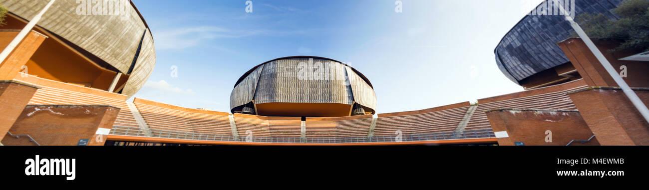 Parco della musica auditorium in Rome Stock Photo