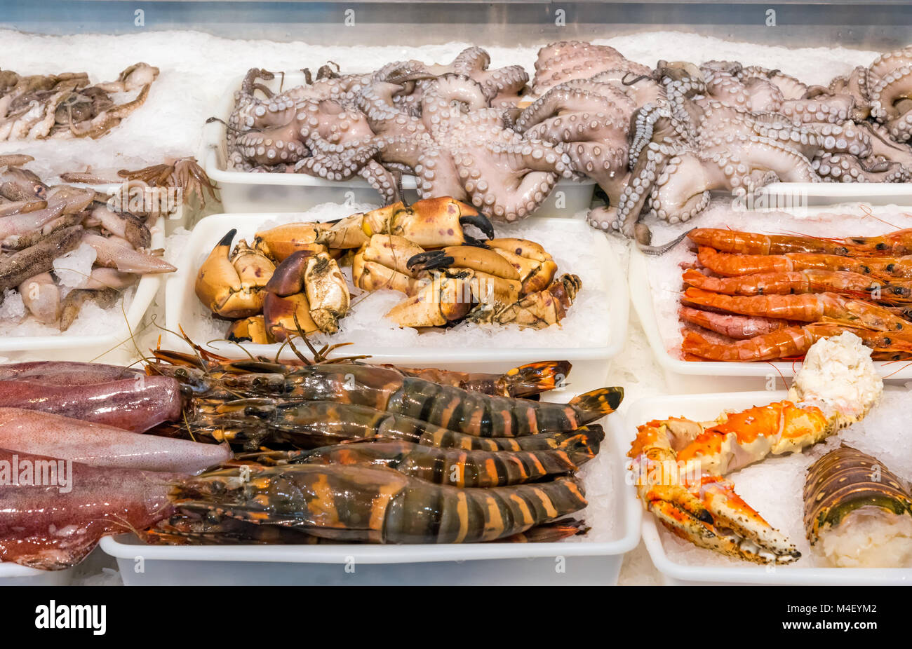 Seafood For Sale Stock Photos & Seafood For Sale Stock Images - Alamy