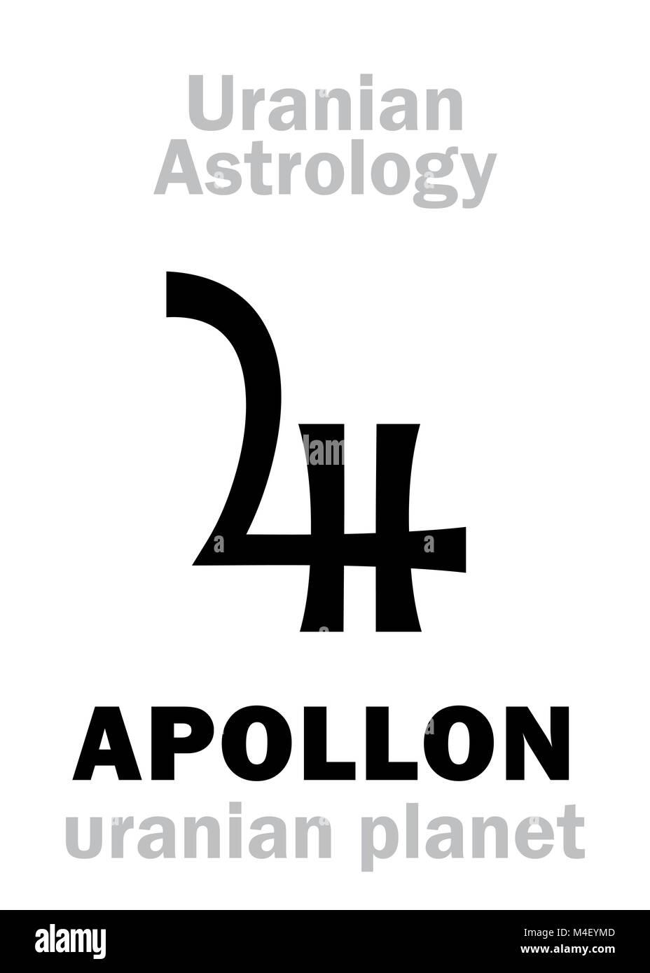 Apollo Asteroid Astrology