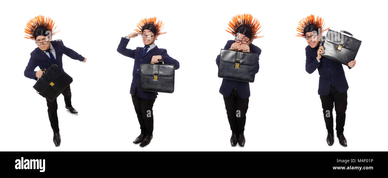 Mohican Cut Out Stock Images Pictures Alamy