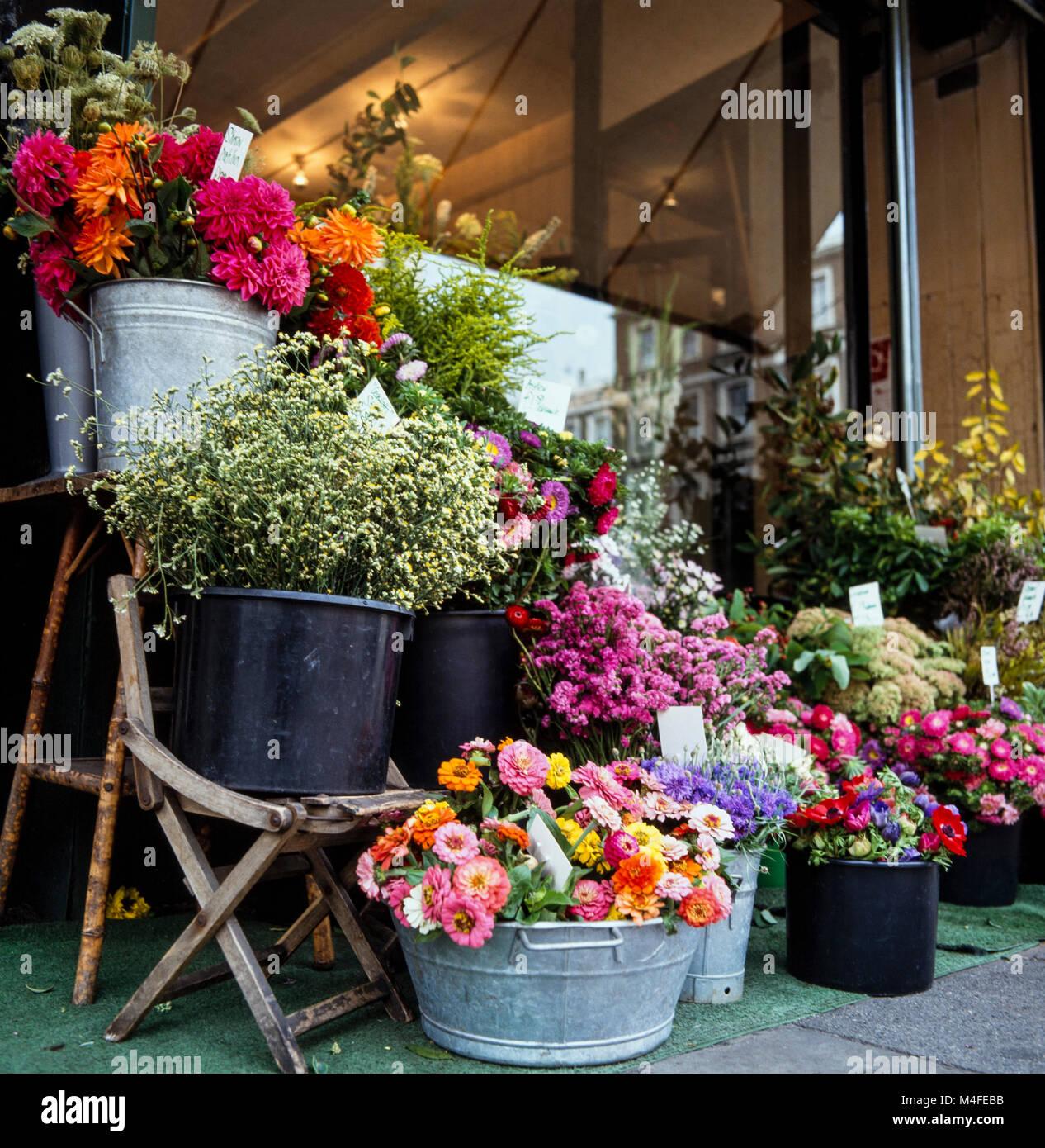 Floral Shops Stock Photos Floral Shops Stock Images Alamy