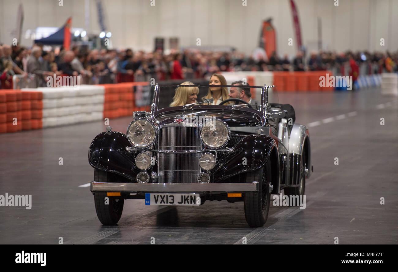 London Classic Car Show Stock Photos London Classic Car Show Stock - London classic car show 2018