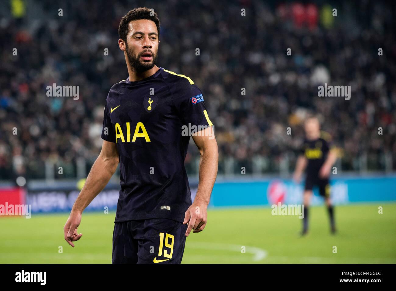 Mousa Dembélé (Tottenham) during the Champions League match Juventus FC vs Tottenham Hotspurs FC. Final - Stock Image