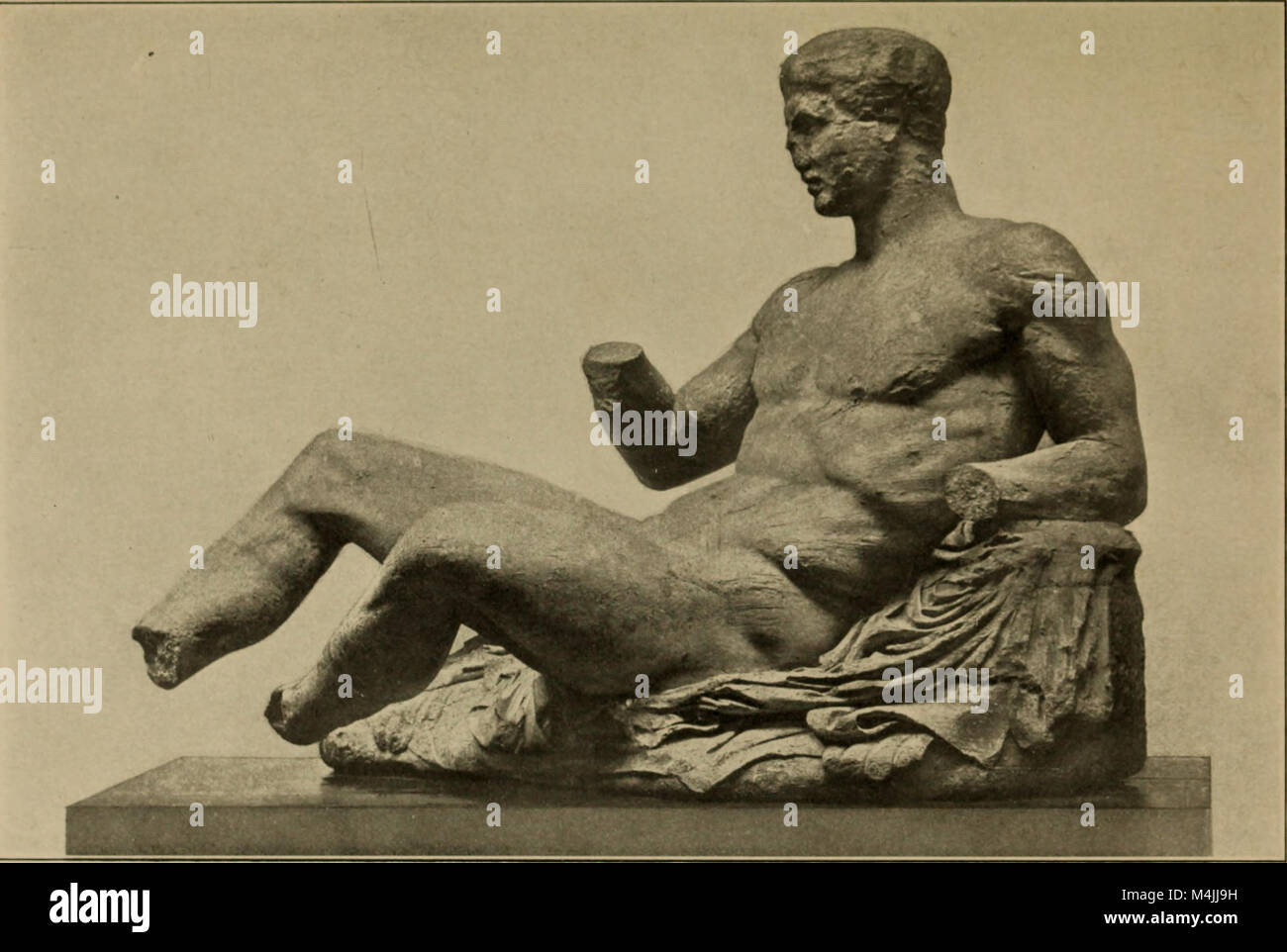 Appreciation of sculpture; a handbook by Russell Sturgis (1904) (14595054708) Stock Photo