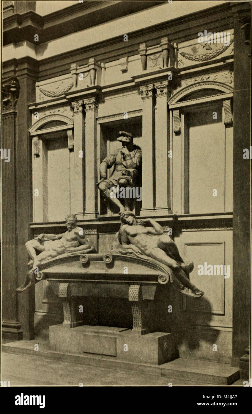 Appreciation of sculpture; a handbook by Russell Sturgis (1904) (14758726616) Stock Photo