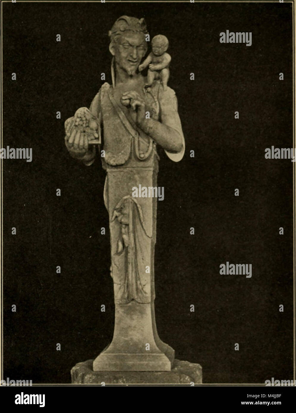 Appreciation of sculpture; a handbook by Russell Sturgis (1904) (14801569213) Stock Photo