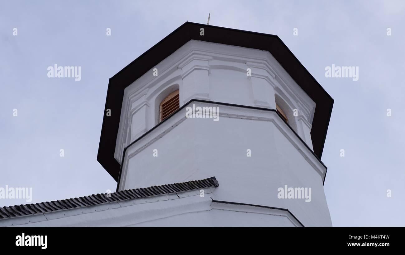 Schwaz Tirol Österreich  Burg Freundsberg in der Nähe von Innsbruck im Winter Stock Photo