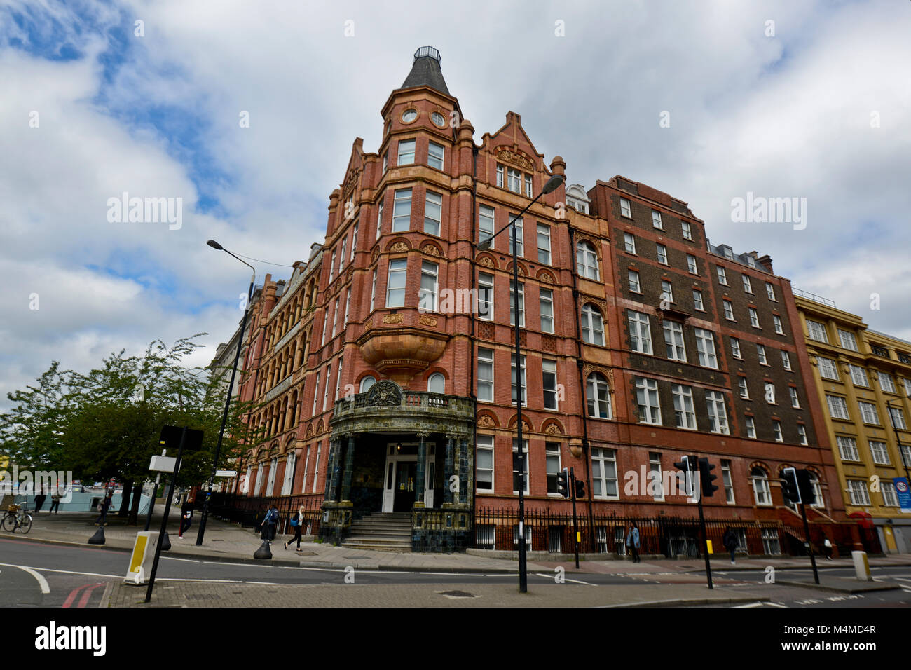 The Royal Waterloo Hospital for Children and Women, London - Stock Image