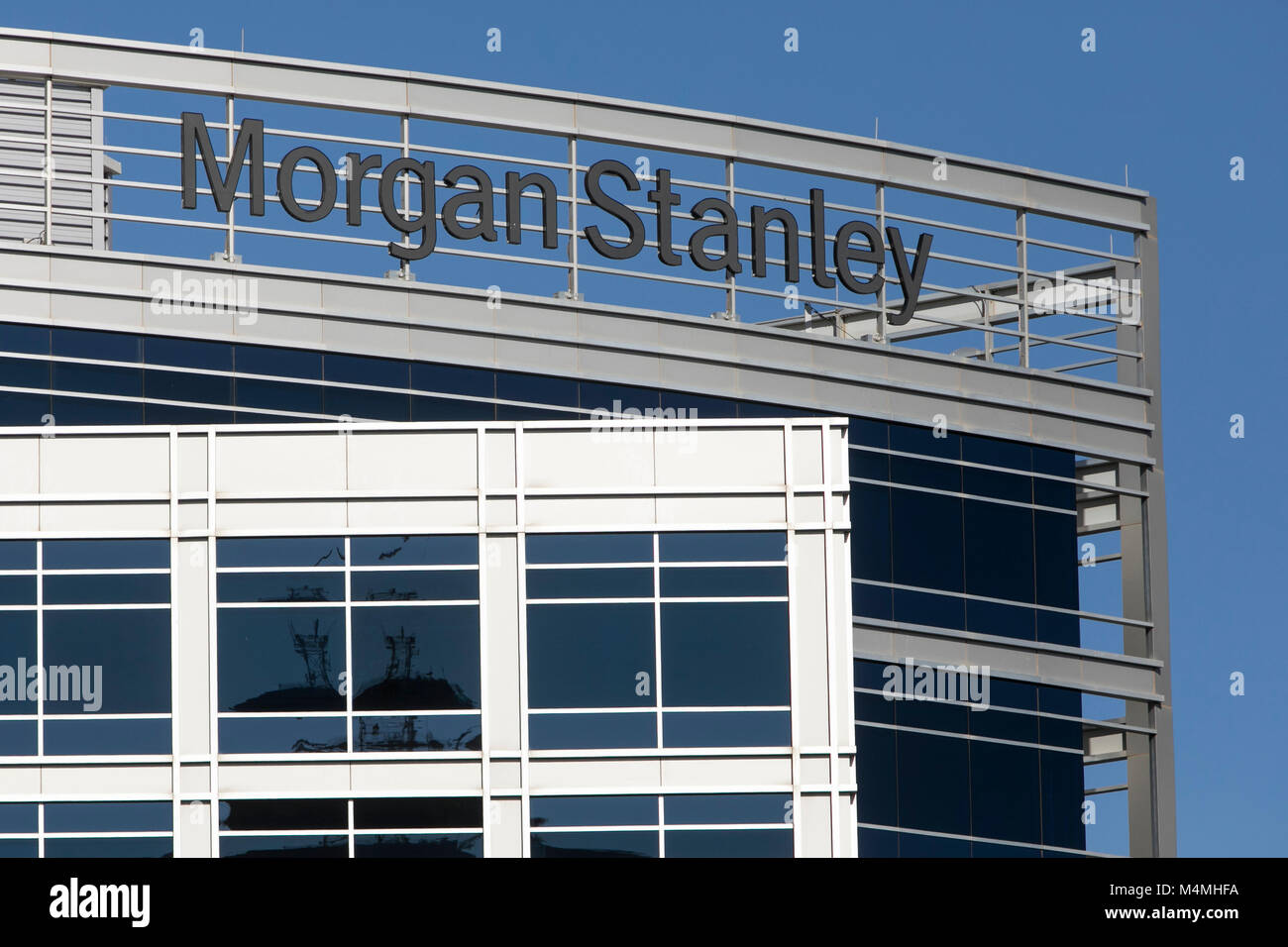 Morgan Stanley Logo Stock Photos Amp Morgan Stanley Logo