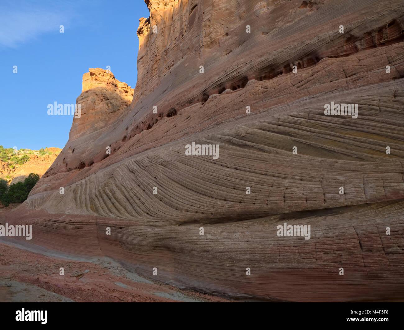 Halfway Hollow - Stock Image