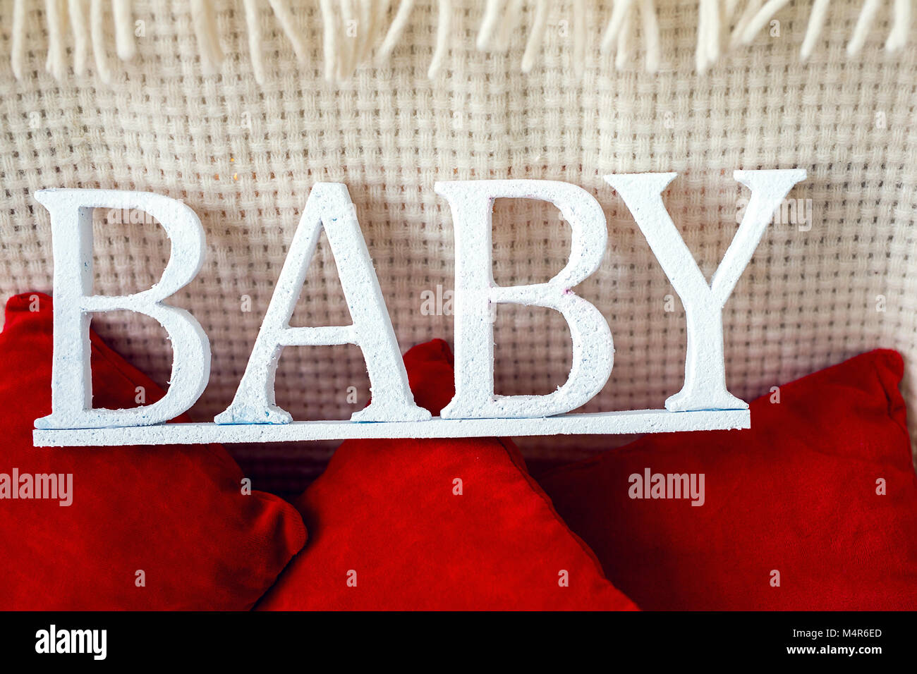 christmas stuff. shot made with shalow depth of field. selective focus. 2016. words. - Stock Image