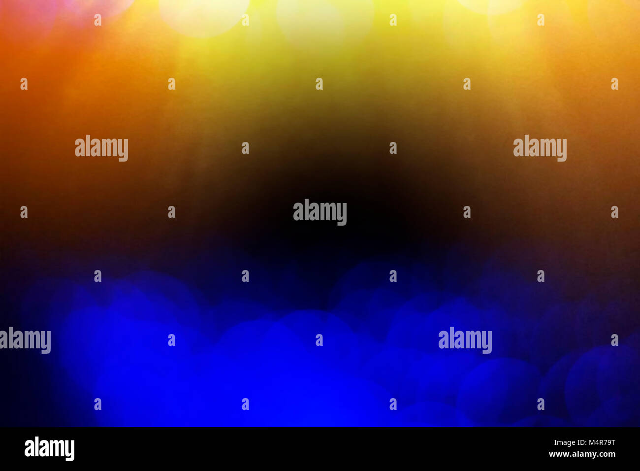 Abstract colored background in a dark tonality. Blurred background. Element of design. Book cover. Social networks. - Stock Image
