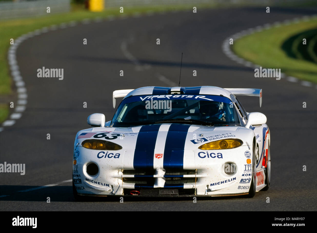 Dodge Viper 2017 Blue >> Chrysler Viper Stock Photos & Chrysler Viper Stock Images - Alamy