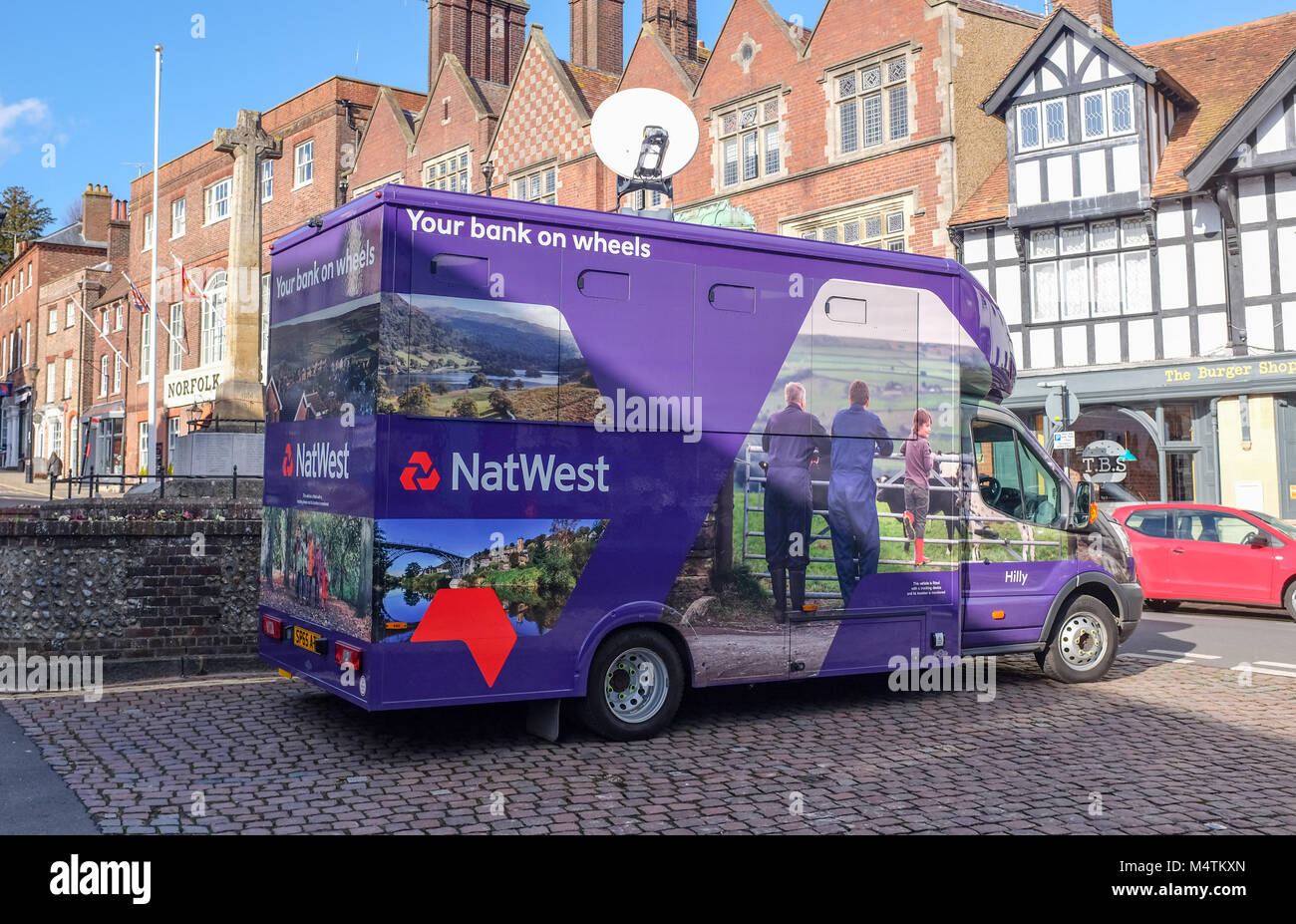Rural Natwest Bank Stock Photos & Rural Natwest Bank Stock Images ...