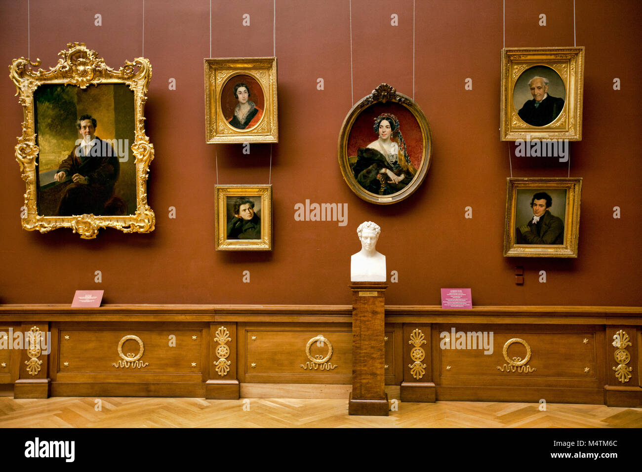 The State Russian museum. St.Petersburg. Russia Stock Photo