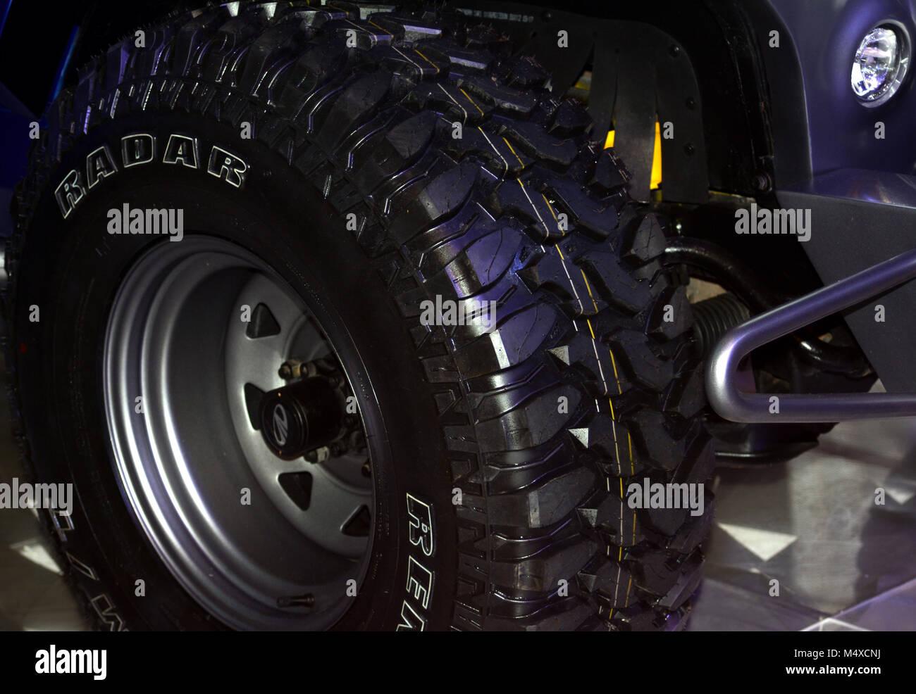 Auto Expo - Stock Image