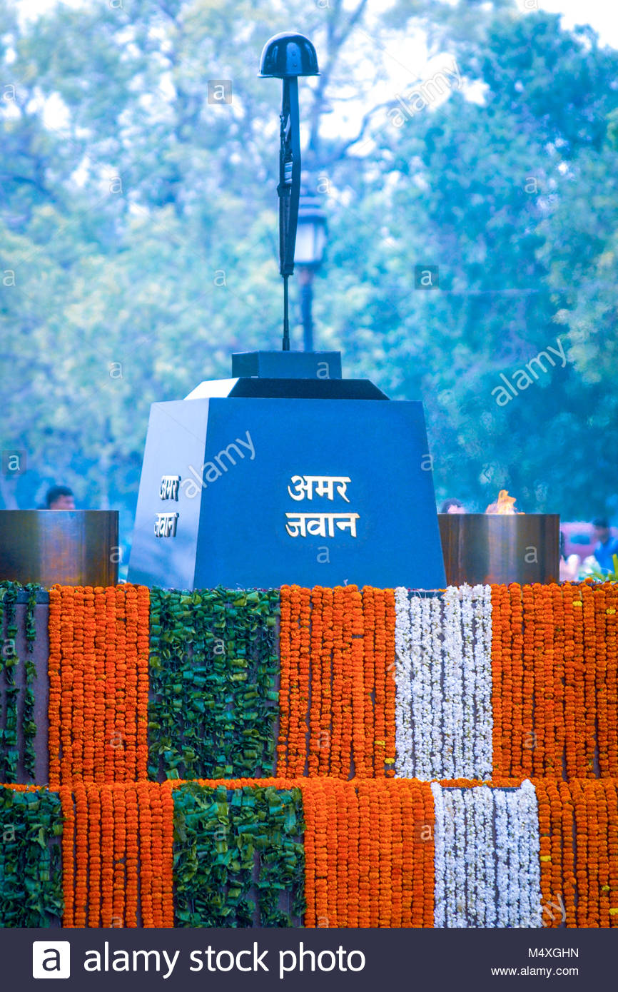 Amar jawan stock photos amar jawan stock images alamy india gate amar jawan jyoti new delhi india stock image altavistaventures Choice Image