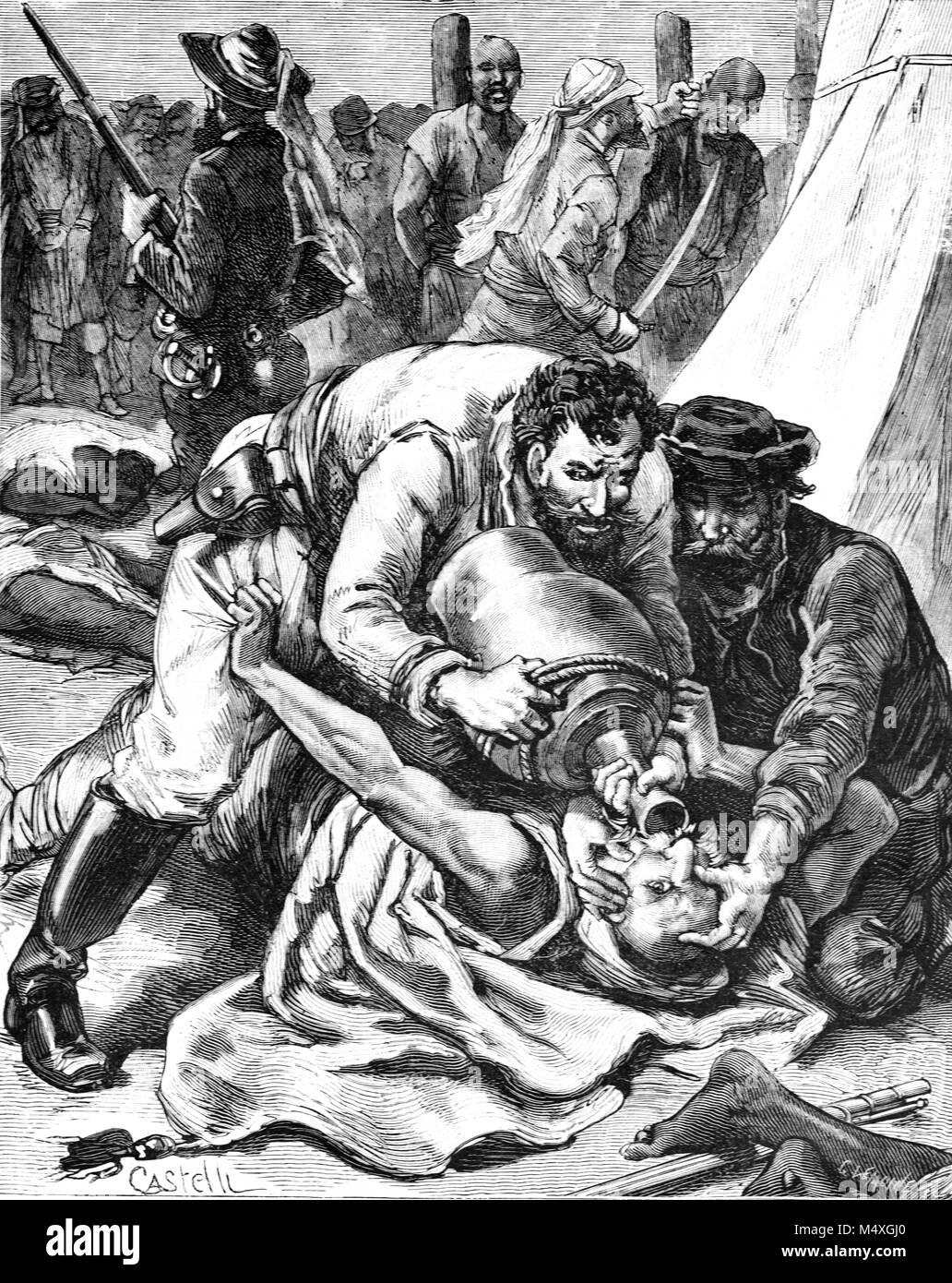 Sklavenhandel Schiff