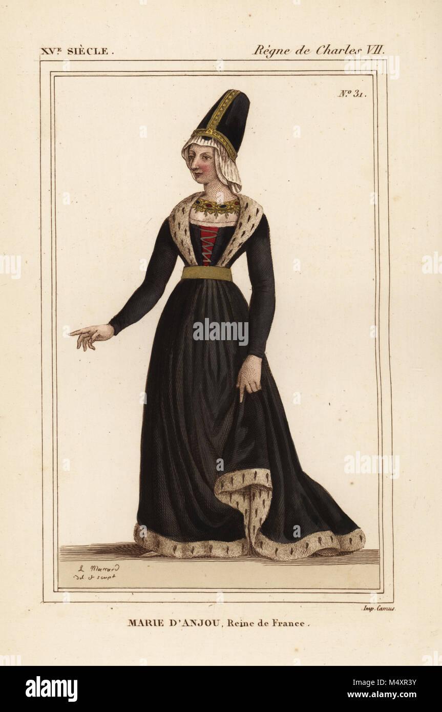 Marie of Anjou