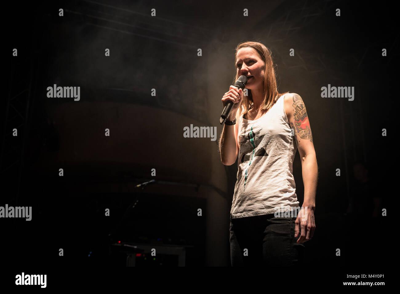 Christina Stürmer - Stock Image