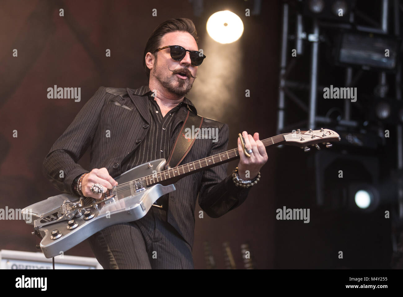 Rival Sons - Stock Image