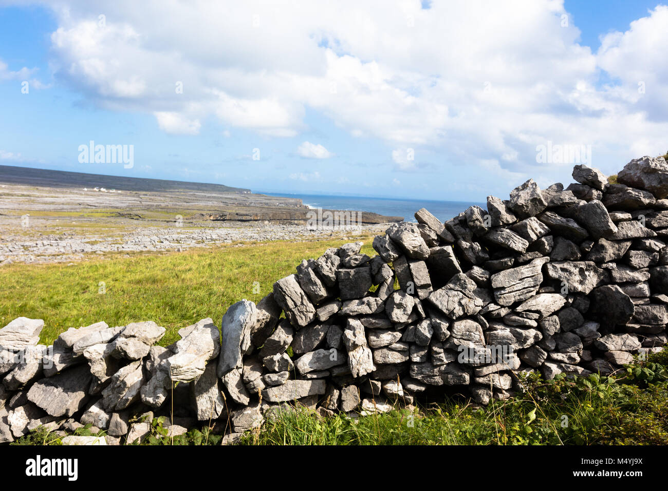 Inish more, Ireland - Stock Image