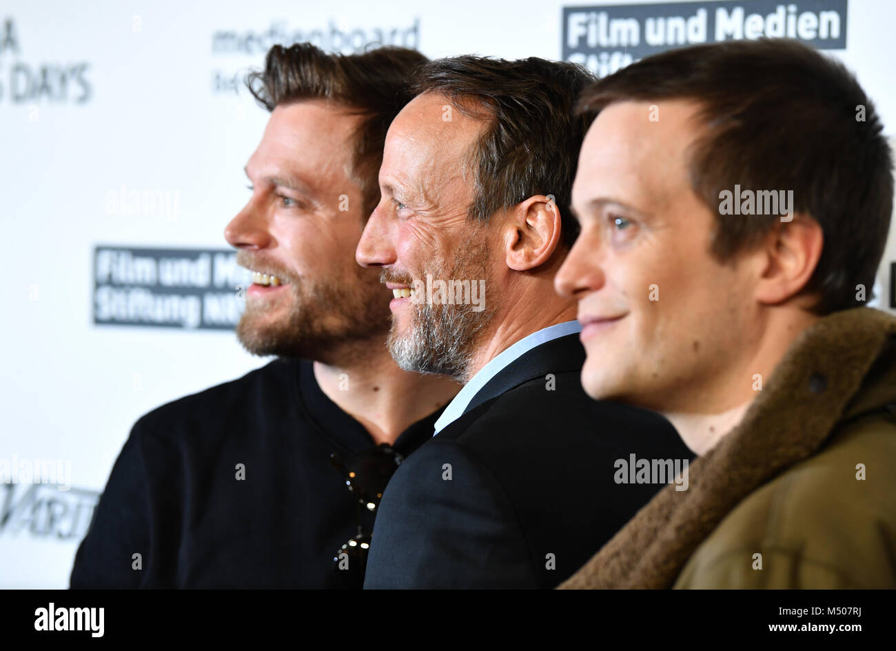 Berlin Germany 19 February 2018 Berlinale Drama Series Days