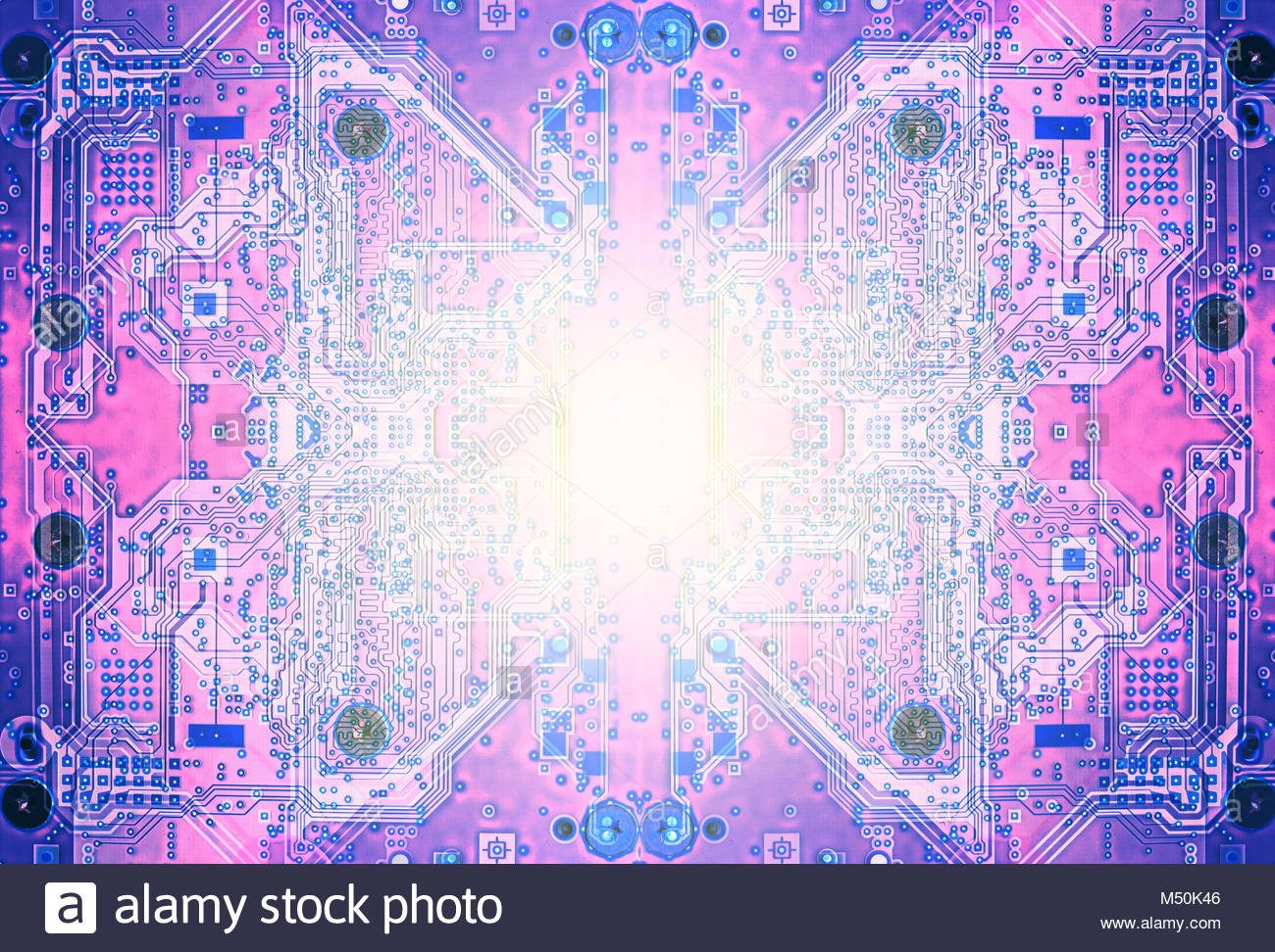 Abstract Vector Circuit Background Stock Photos Board Ai Free Graphics Download Purple Color Image