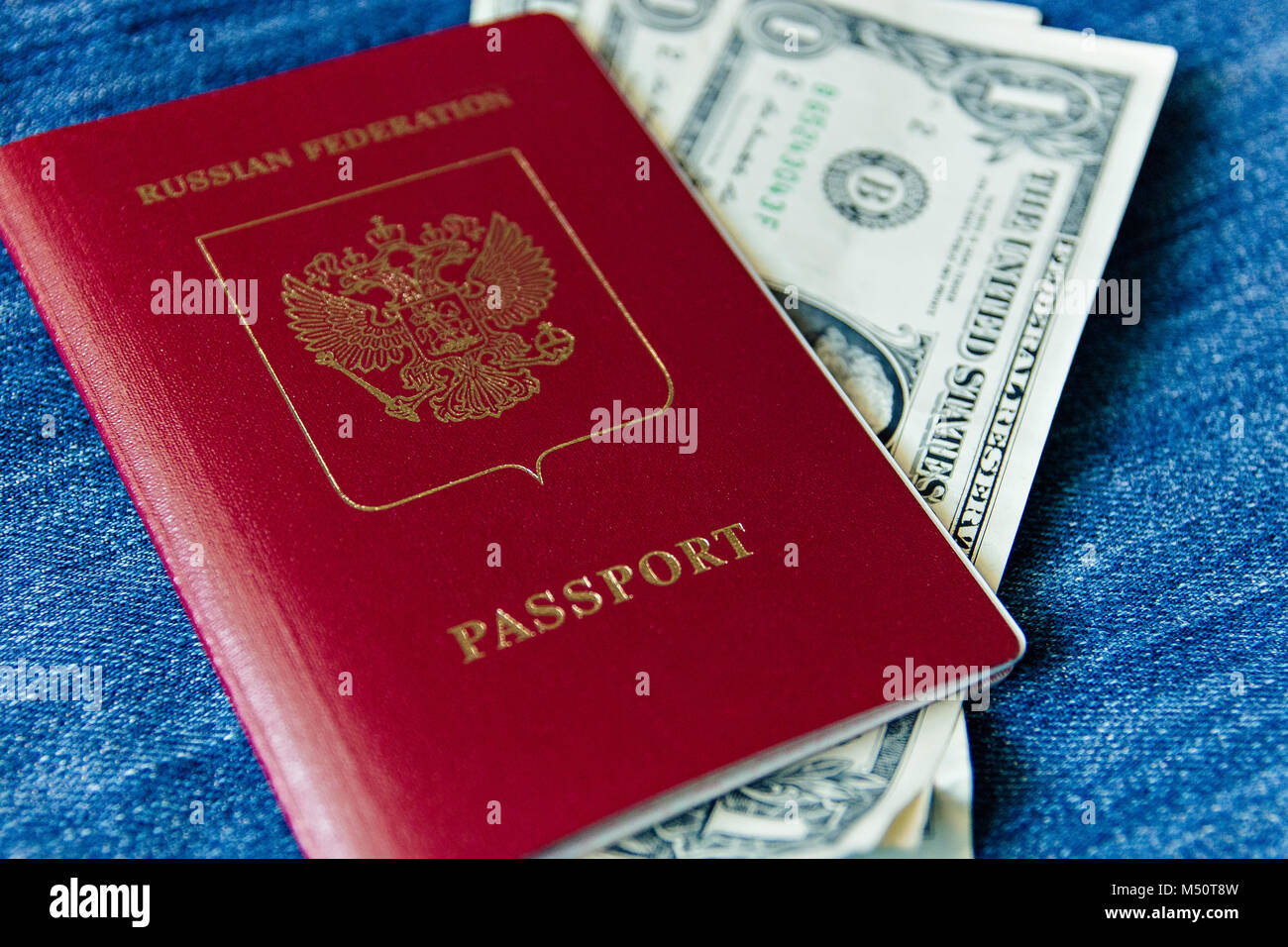 how to get russian passport in usa