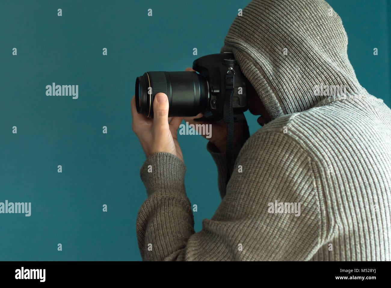 больше реальных камера фотографирует но нет изображения что человек