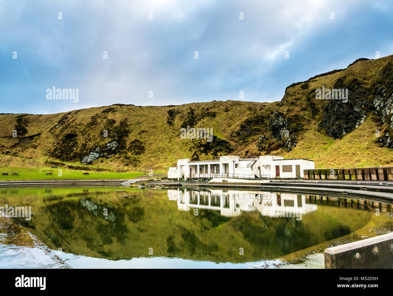 Tarlair Swimming Pool High Resolution Stock Photography And Images Alamy