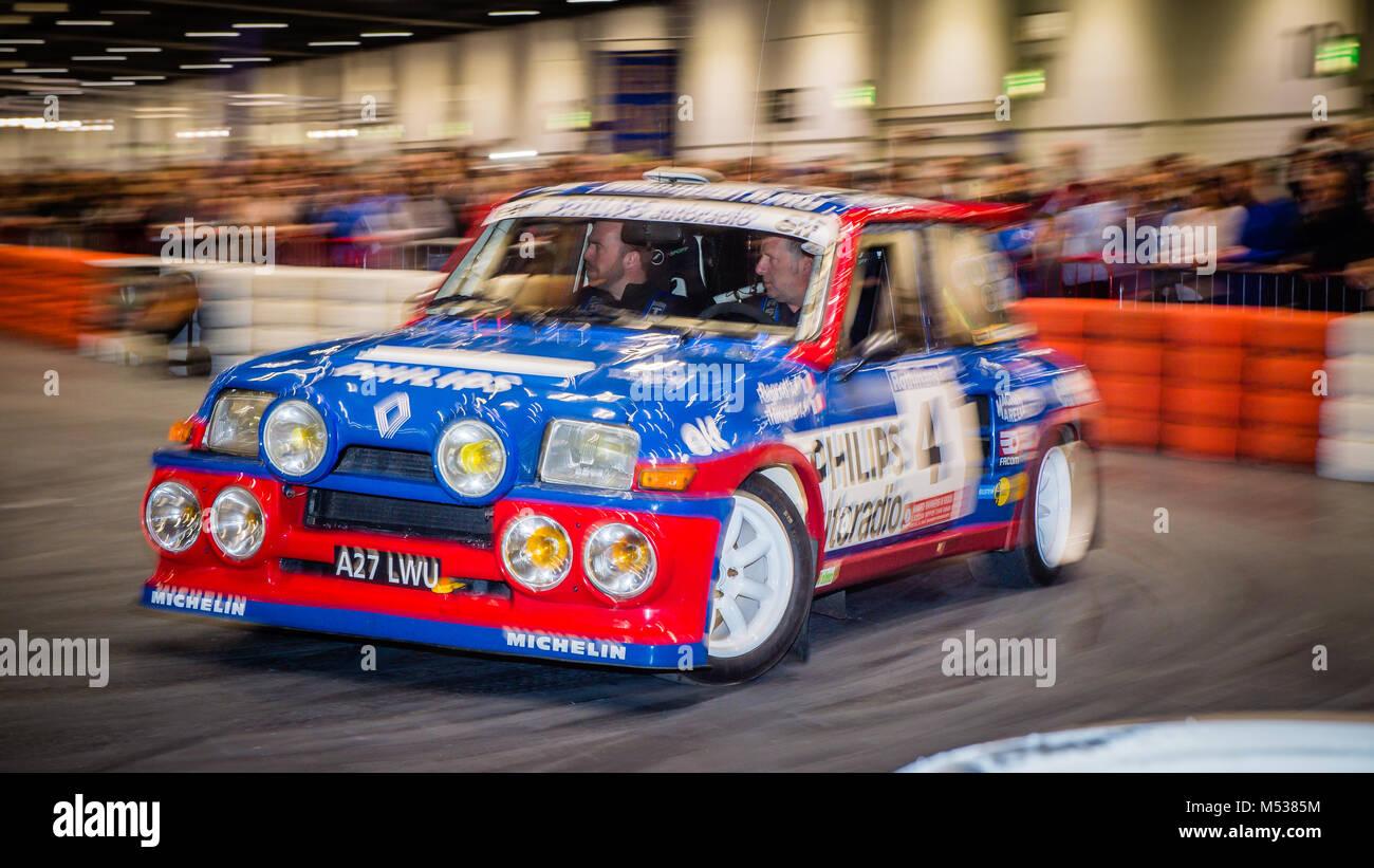 Renault 5 Turbo Stock Photos & Renault 5 Turbo Stock Images - Alamy