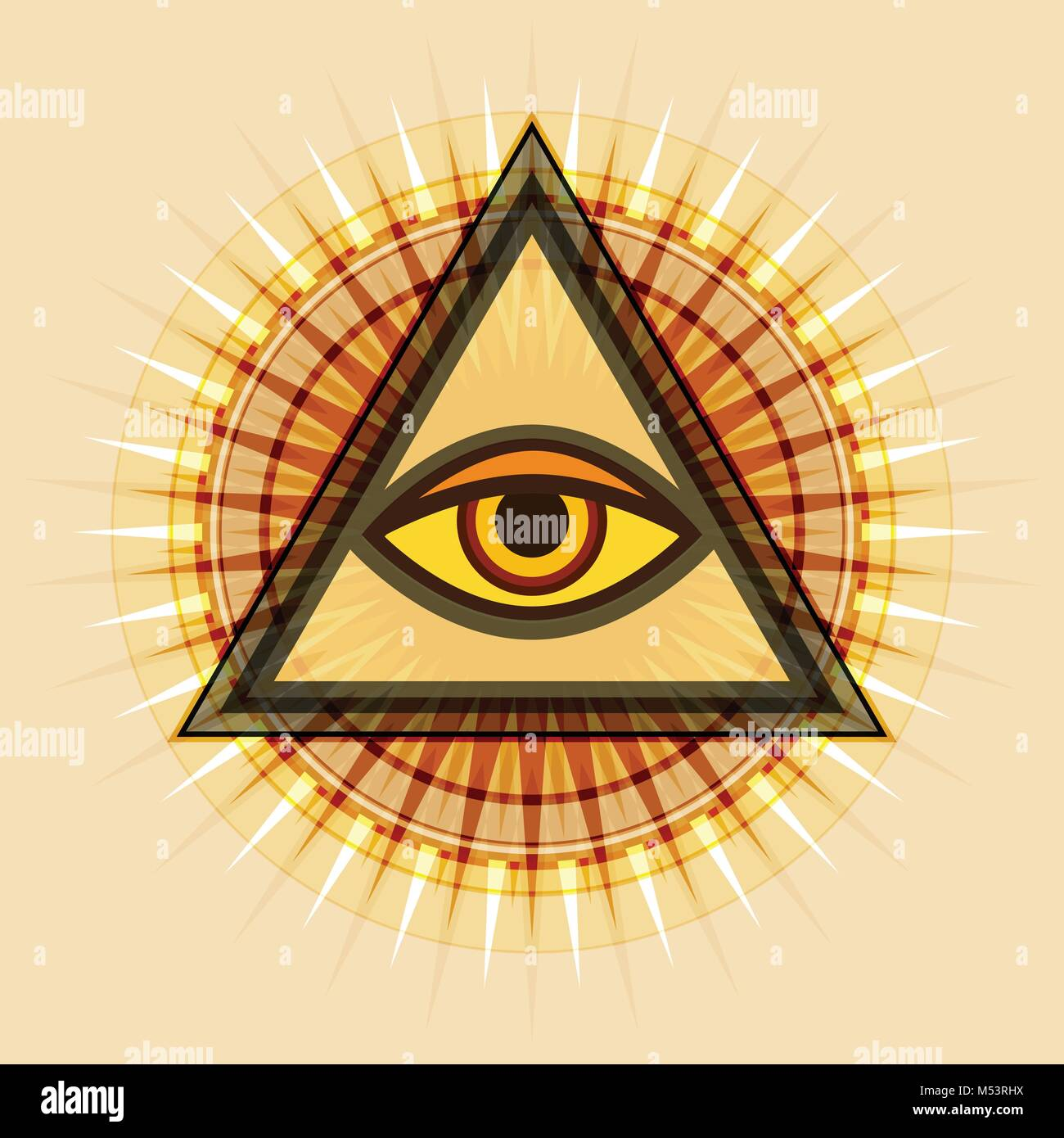 All Seeing Eye Of God The Providence