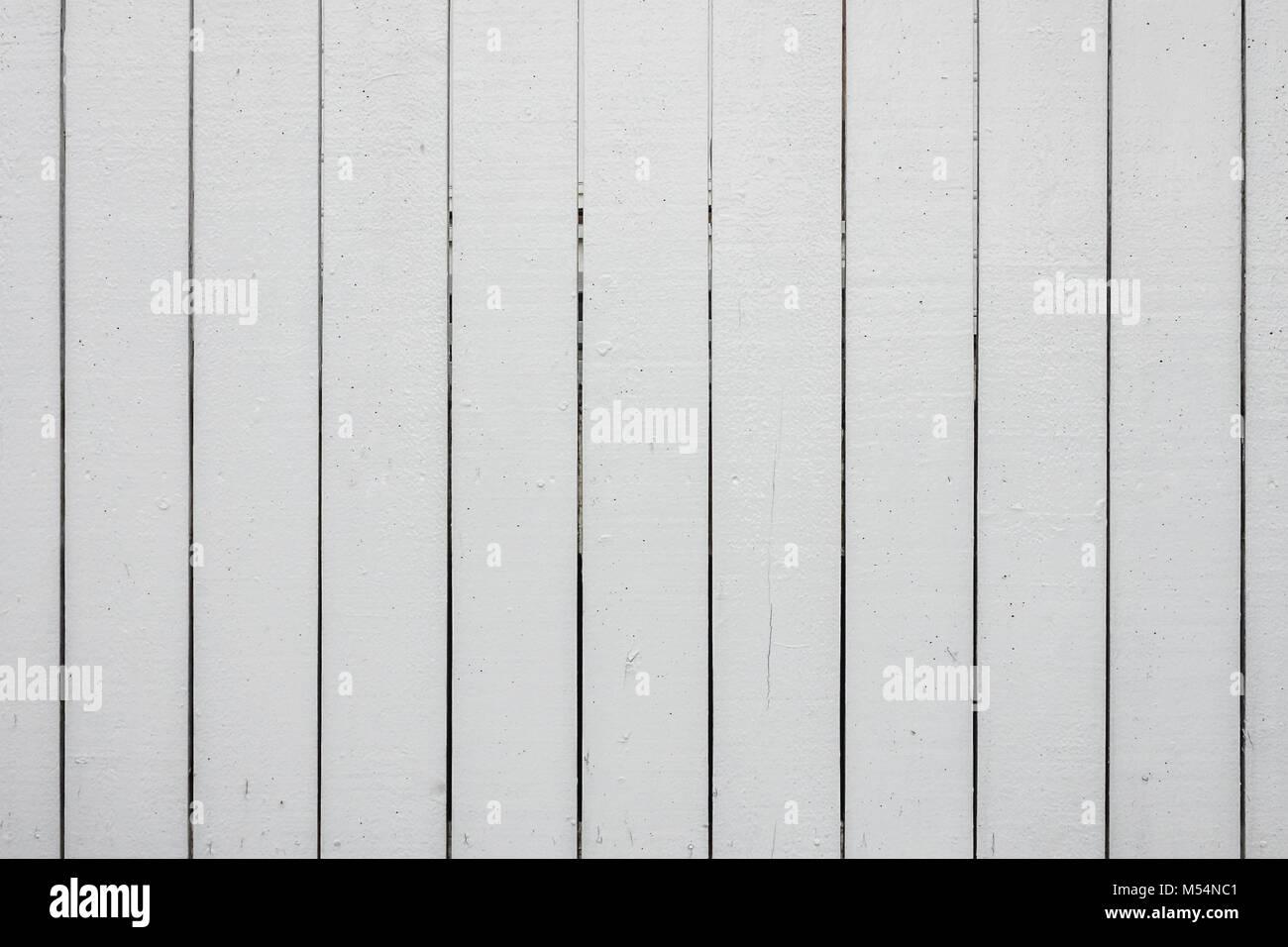 White fence texture background overlay - Stock Image