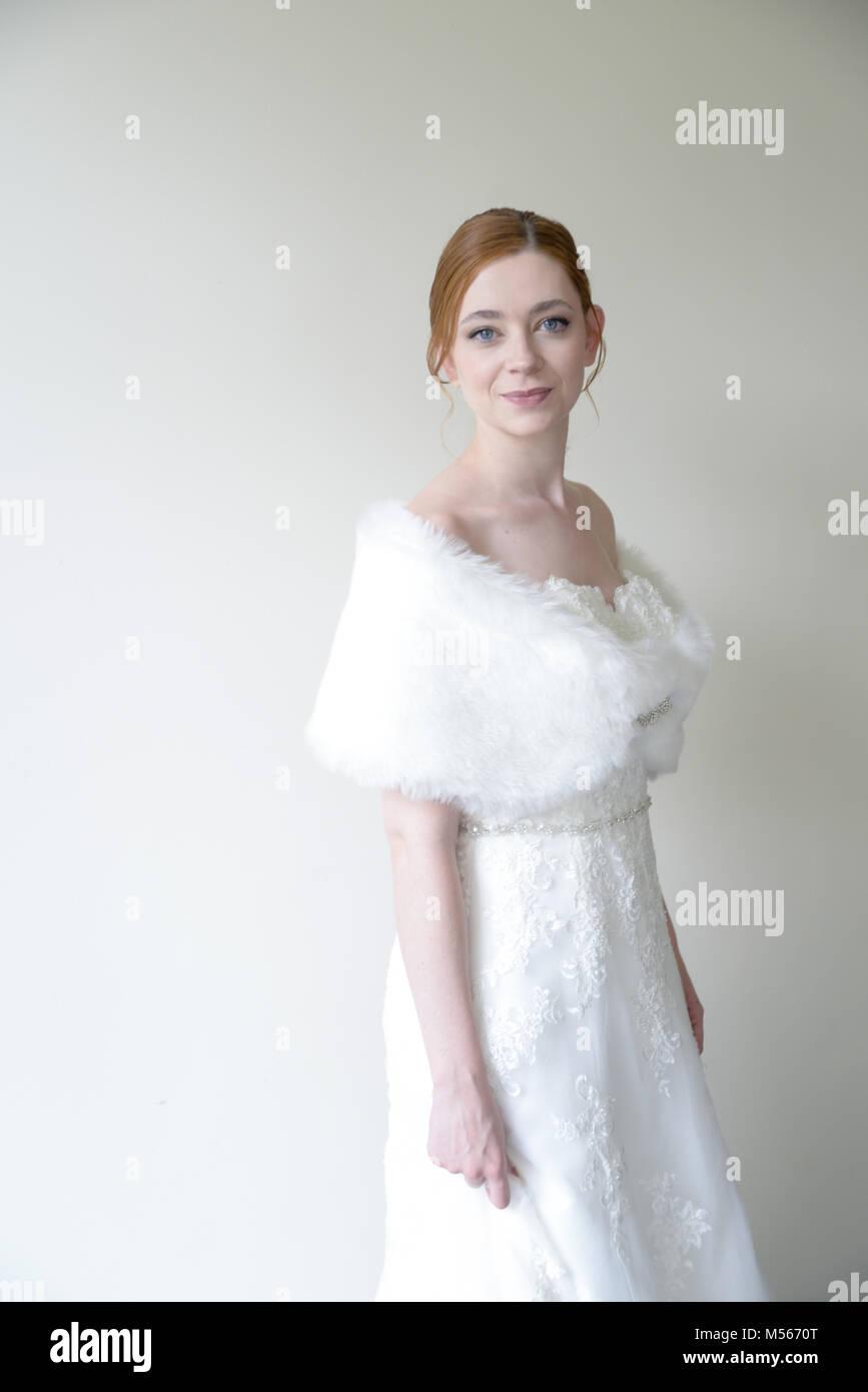 Designer Wedding Dress Stock Photos & Designer Wedding Dress Stock ...