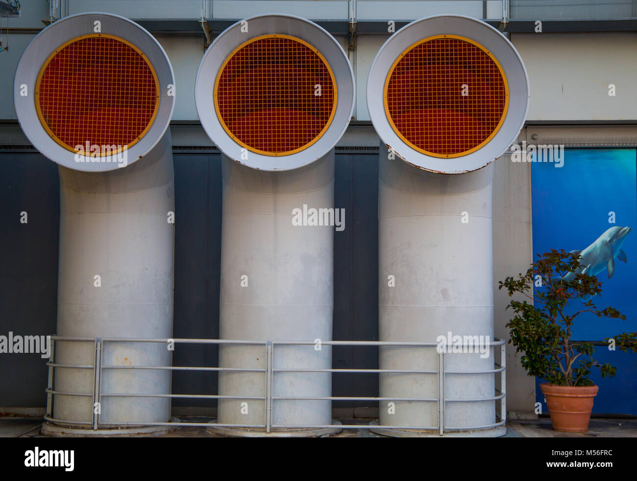 Vent Shaft Stock Photos & Vent Shaft Stock Images - Alamy