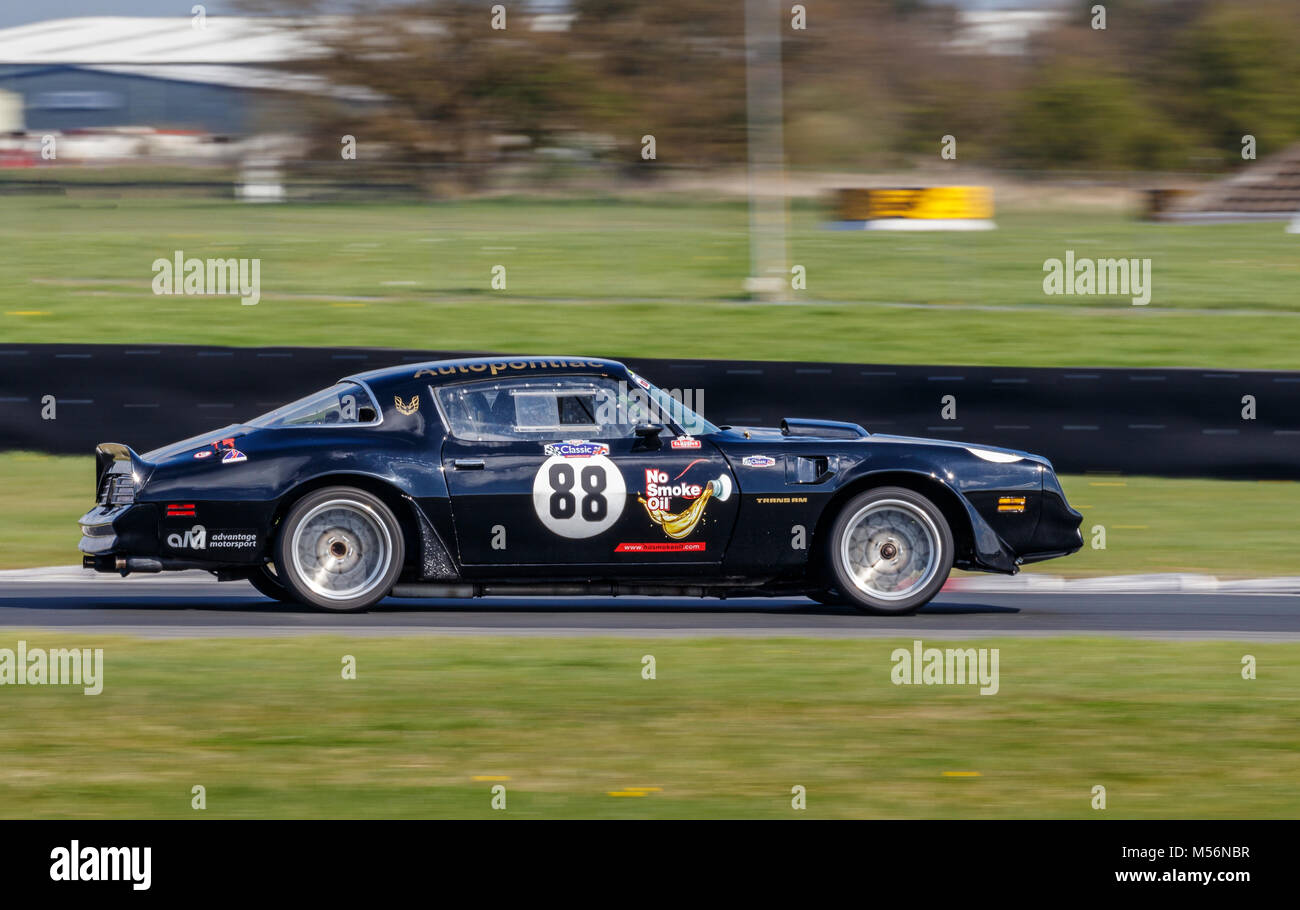 1978 Pontiac Trans Am With Driver Robin Gray During The Cscc Stock Photo Alamy
