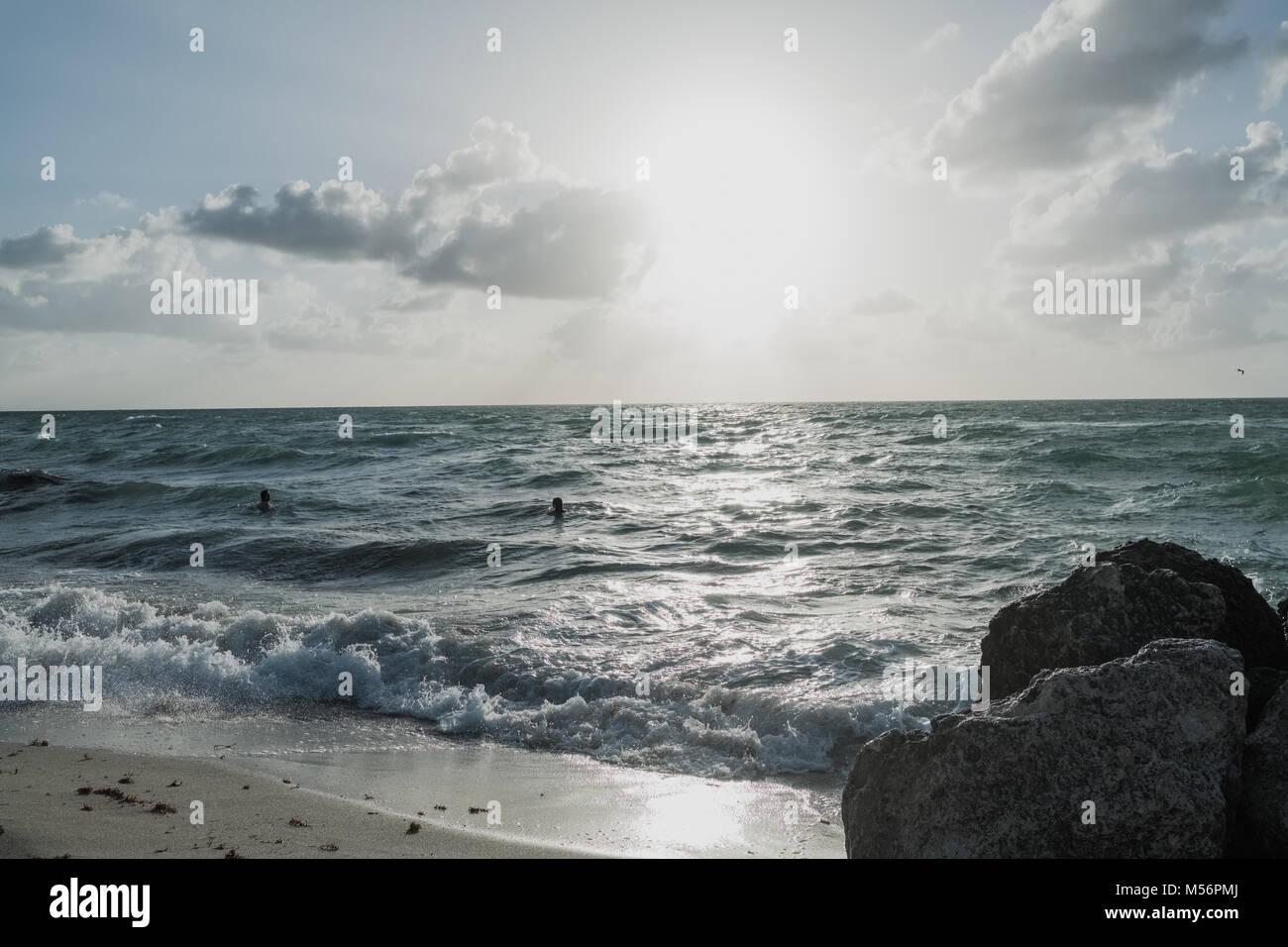 North Miami Beach High Tide