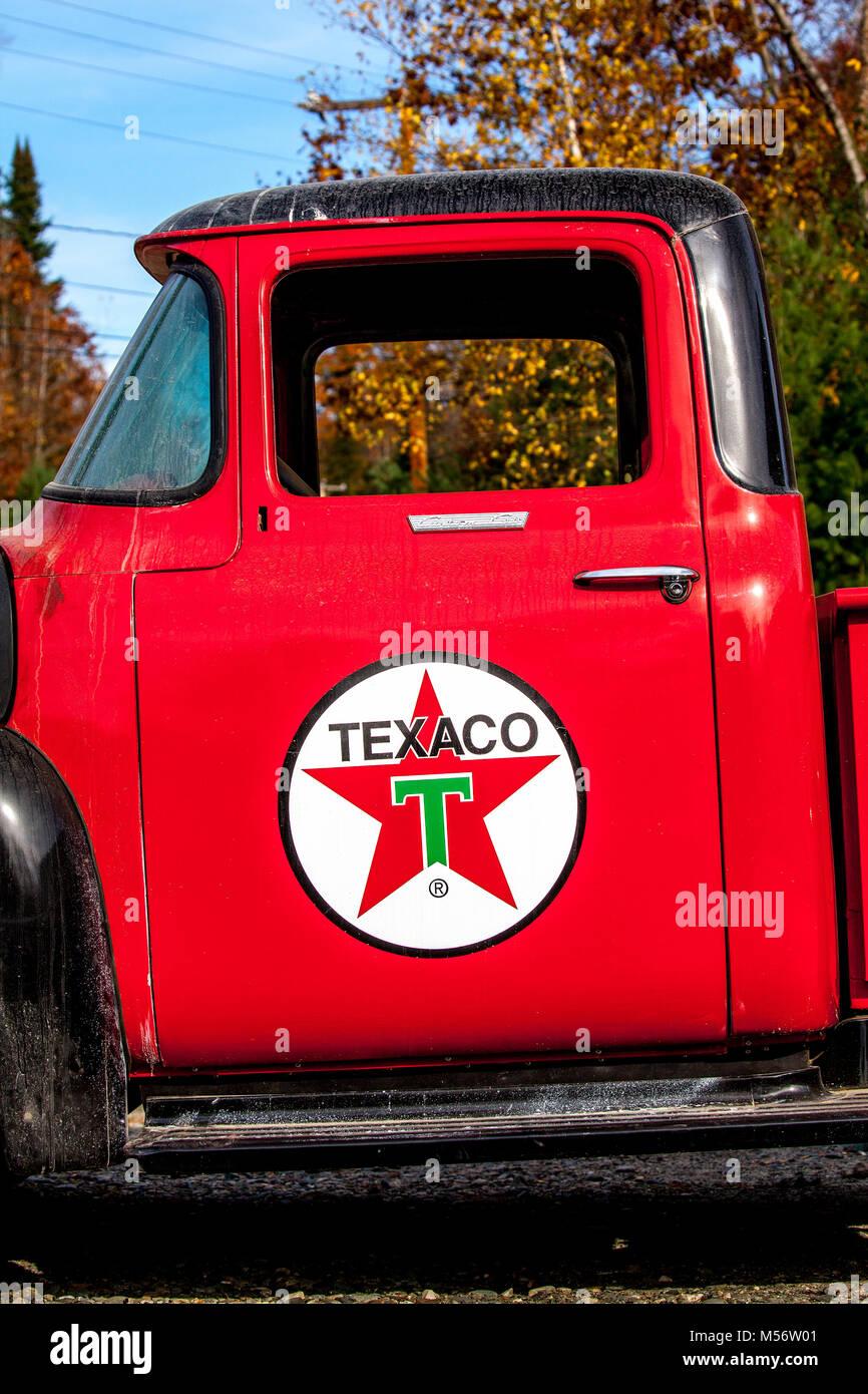 Texaco Logo Stock Photos Amp Texaco Logo Stock Images Alamy