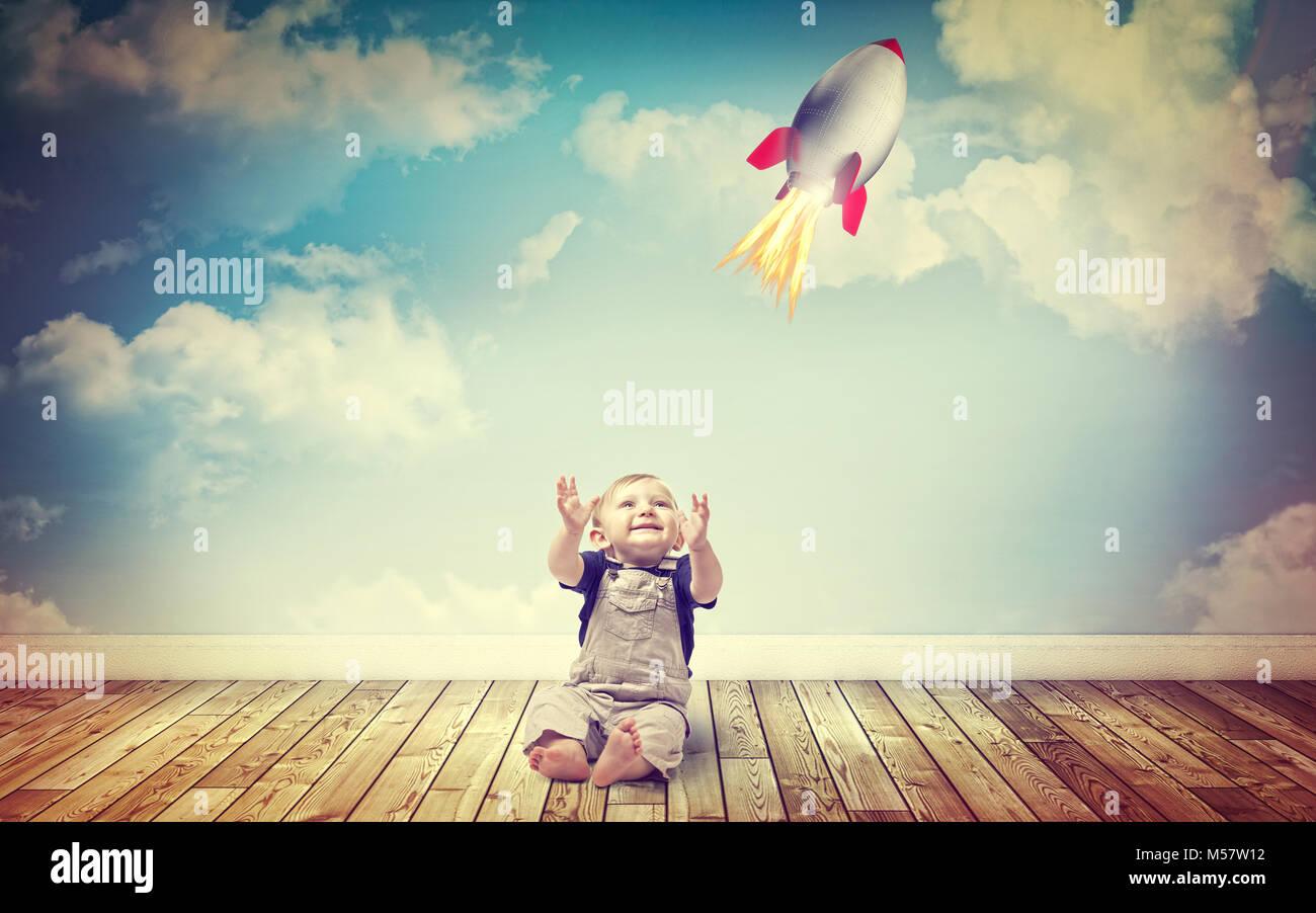 Fantasy Rocket Stock Photos & Fantasy Rocket Stock Images - Alamy