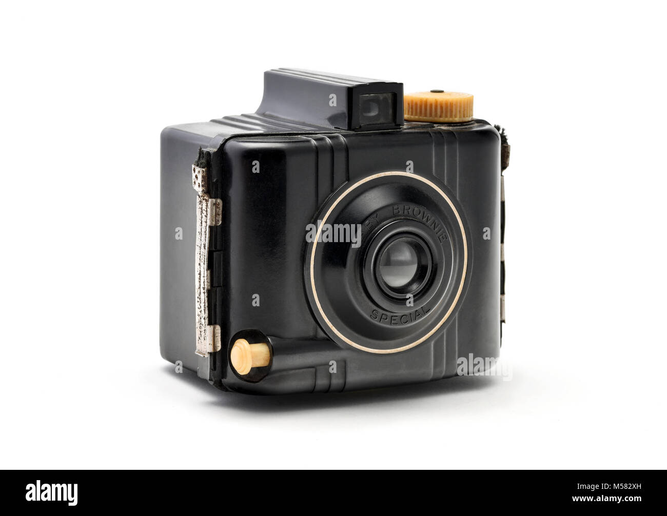 Baby Brownie Camera - Stock Image