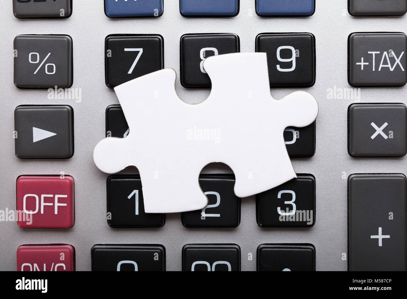 Puzzle Piece Number Stock Photos & Puzzle Piece Number Stock Images ...
