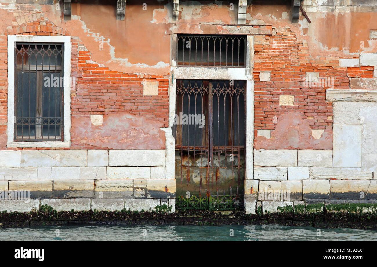 Door Flood House Inundation Stock Photos Amp Door Flood