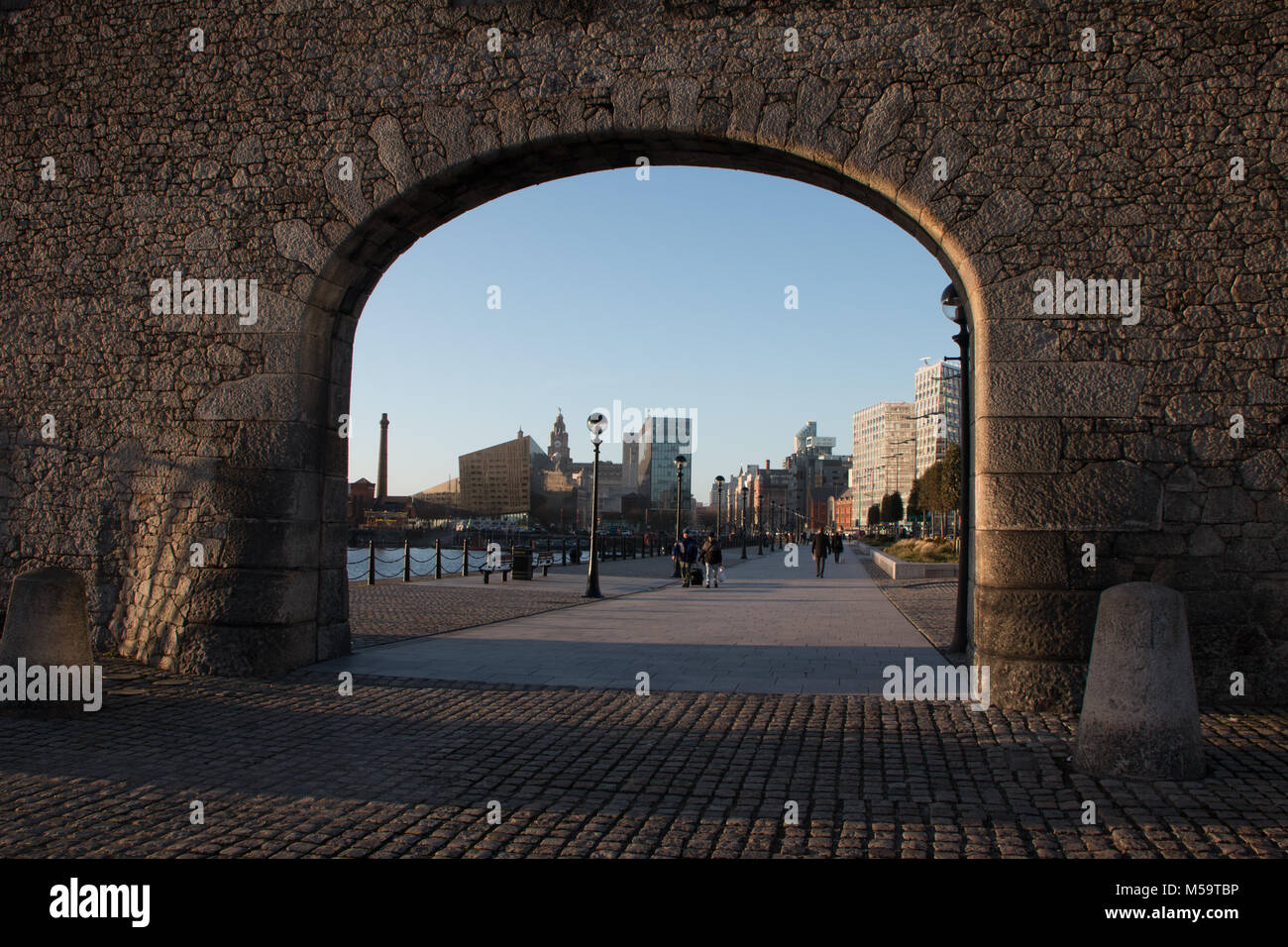 Liverpool, Lancashire, United Kingdom, 20th February 2018   (File Image)             Liverpool is set to bring back Stock Photo