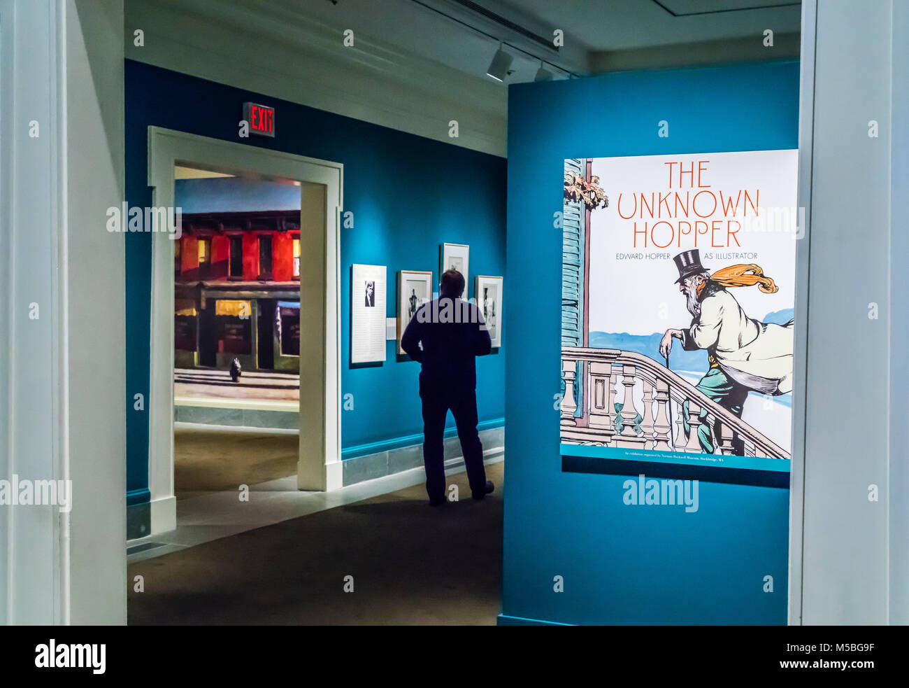 Norman Rockwell Museum Stockbridge Massachusetts Usa
